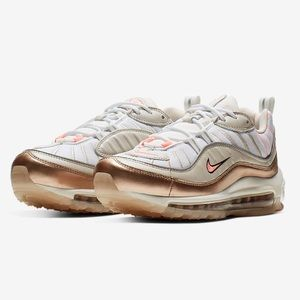 Rose Gold Nike Air Max 98